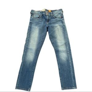 Pilero and the LetterPress Jeans